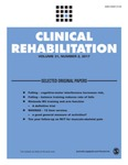 Clinical Rehabilitation vol 22(9)