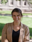 Louise Charkoudian, Assistant Professor of Chemistry